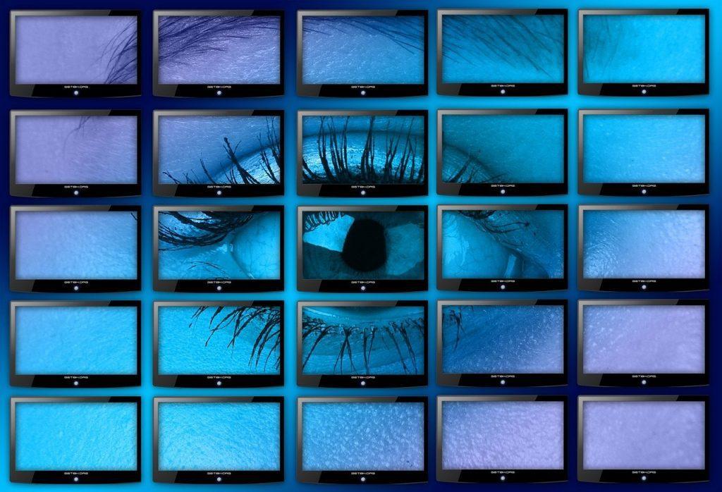 monitor, monitor wall, big screen