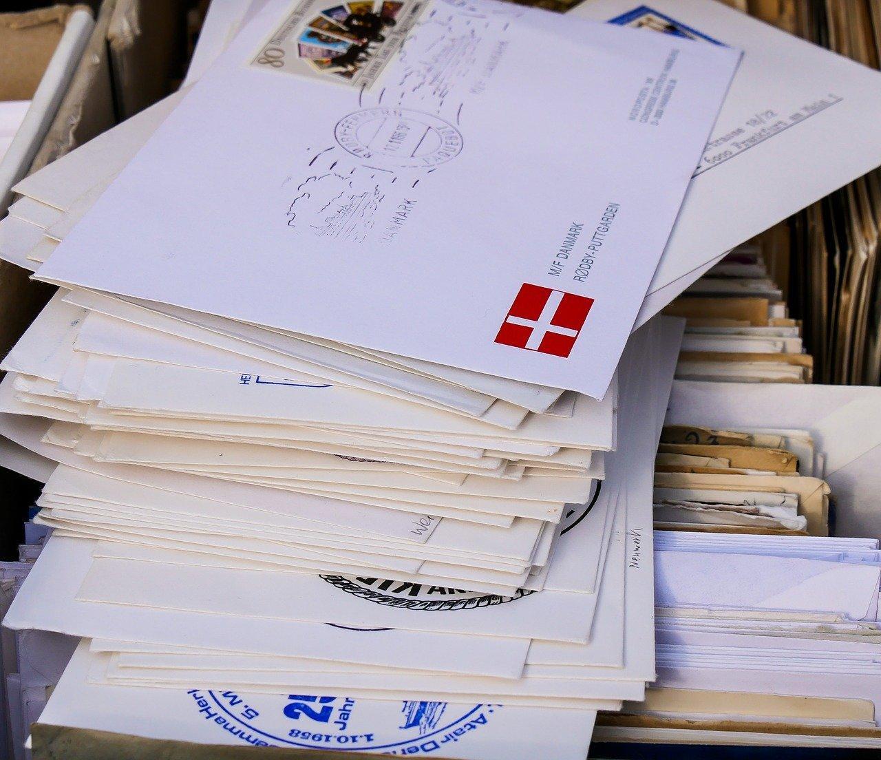 letters, write, communication